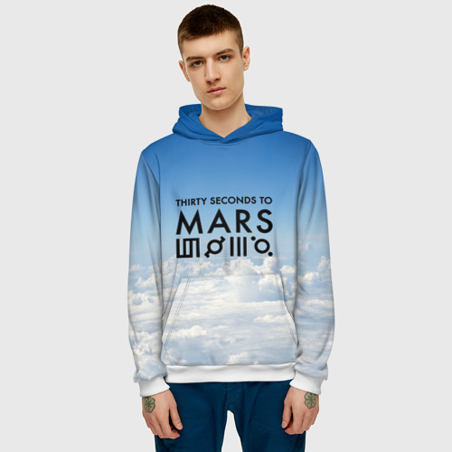 Мужская толстовка 3D  Фото 03, Thirty Seconds to Mars