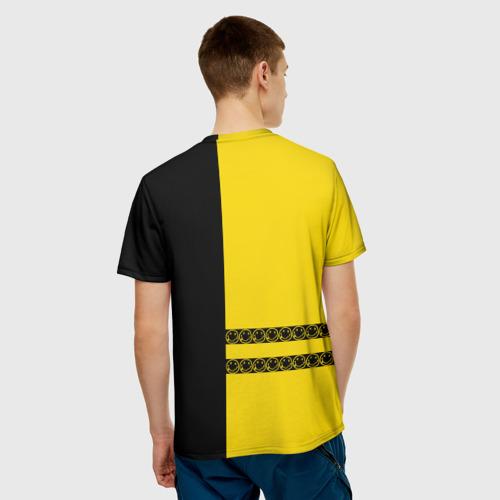Мужская футболка 3D  Фото 02, Nirvana
