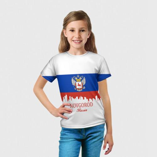 Детская футболка 3D  Фото 03, Нижний Новгород