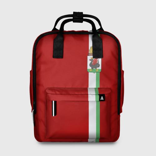 Женский рюкзак 3D Казань, лента с гербом Фото 01