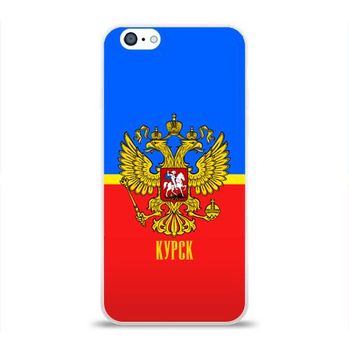 Чехол для Apple iPhone 6 силиконовый глянцевый  Фото 01, Курск