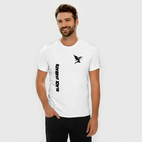 Мужская футболка премиум  Фото 03, Black Sabbath