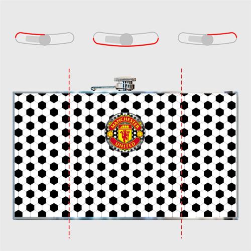 Фляга  Фото 05, FC Manchester United