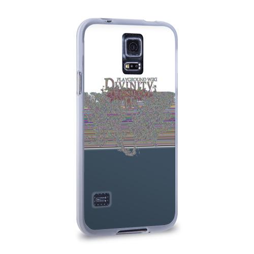 Чехол для Samsung Galaxy S5 силиконовый  Фото 02, Divinity