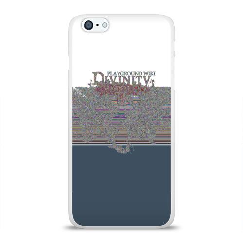 Чехол для Apple iPhone 6Plus/6SPlus силиконовый глянцевый  Фото 01, Divinity