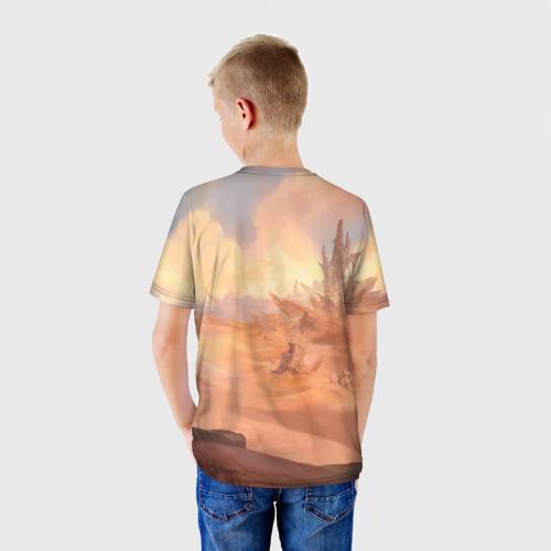 Детская футболка 3D  Фото 02, Divinity