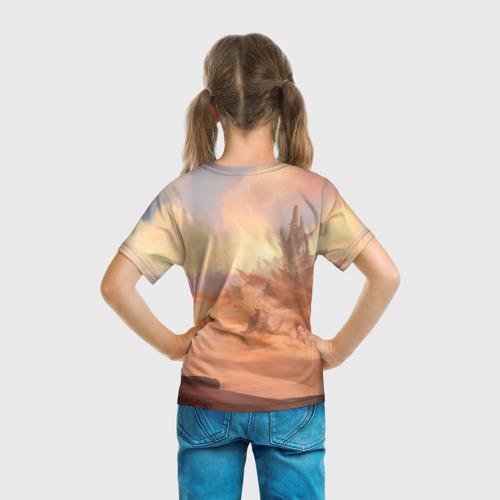 Детская футболка 3D  Фото 04, Divinity