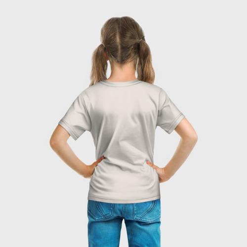 Детская футболка 3D  Фото 04, how did you love