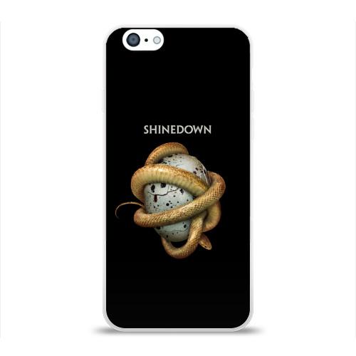 Чехол для Apple iPhone 6 силиконовый глянцевый  Фото 01, Threat To Survival