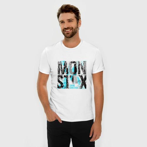 Мужская футболка премиум  Фото 03, MONSTA X_2