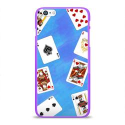 Cards Blue pattern