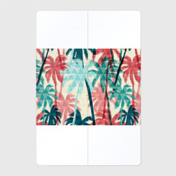 Абстракция Пальмы Текстура
