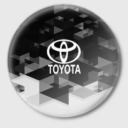 Toyota sport geometry