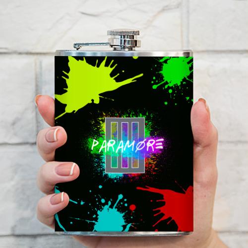 Фляга  Фото 03, Paramore