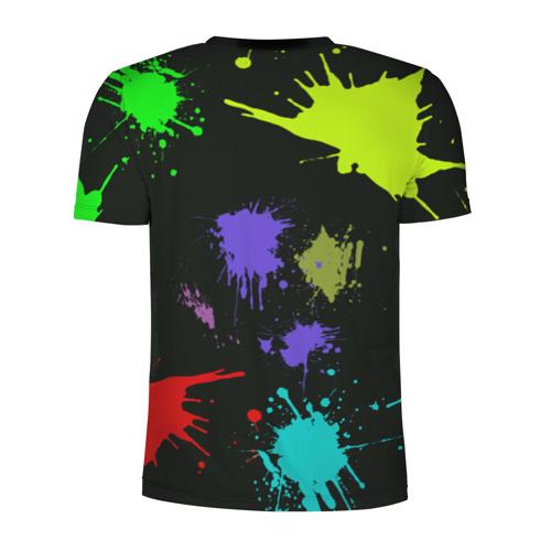 Мужская футболка 3D спортивная  Фото 02, Paramore