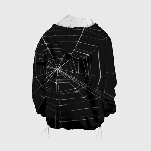 Детская куртка 3D Паутина Фото 01