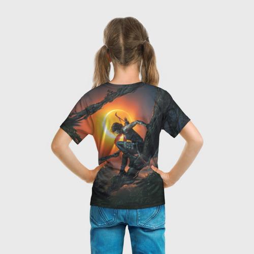 Детская футболка 3D  Фото 04, Shadow of the Tomb Raider