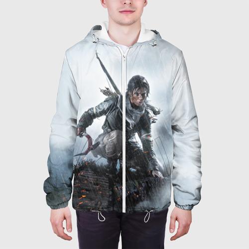 Мужская куртка 3D  Фото 04, Tomb Raider