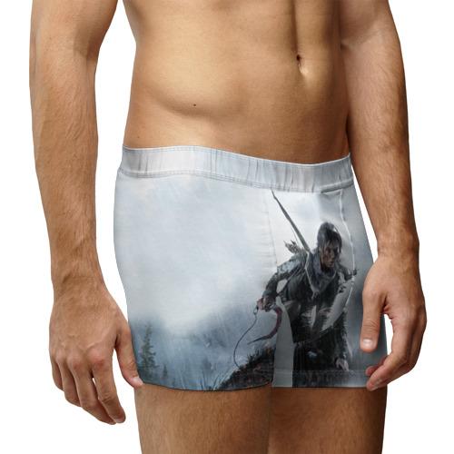 Мужские трусы 3D  Фото 03, Tomb Raider