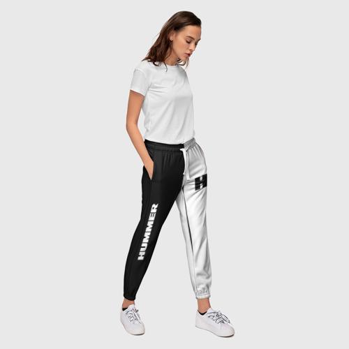 Женские брюки 3D  Фото 03, Hummer