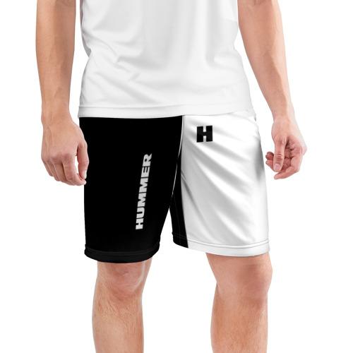 Мужские шорты 3D спортивные Hummer Фото 01