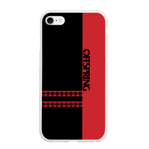 Чехол для iPhone 6/6S Plus матовый The Offspring Фото 01