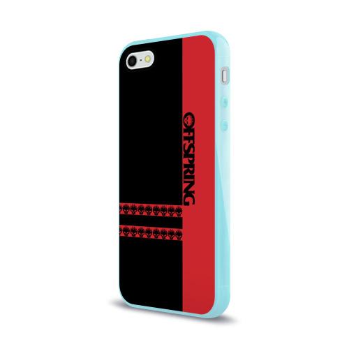 Чехол для iPhone 5/5S глянцевый The Offspring Фото 01