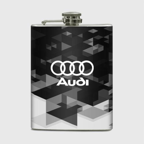 Фляга  Фото 01, Audi sport geometry