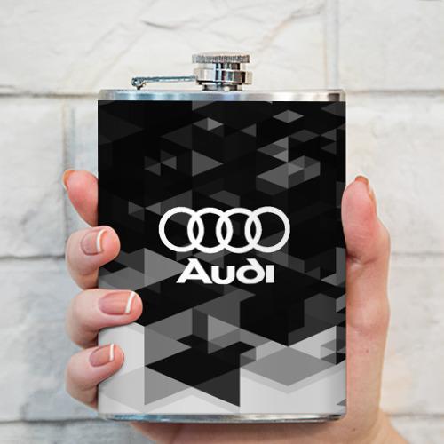 Фляга  Фото 03, Audi sport geometry