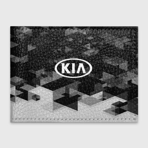 Обложка для студенческого билета  Фото 01, Kia sport geometry