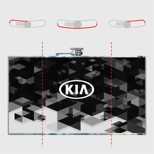Фляга  Фото 05, Kia sport geometry