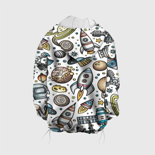 Детская куртка 3D  Фото 02, Космос