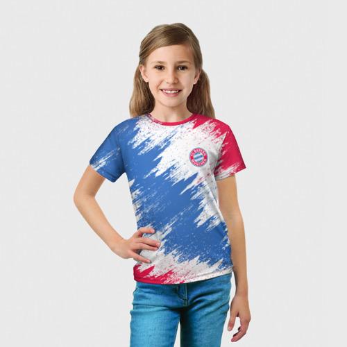 Детская футболка 3D  Фото 03, FC Bayern Munchen