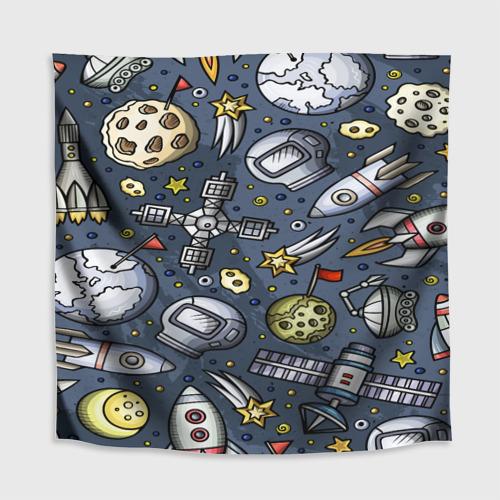 Скатерть 3D  Фото 02, Космические миры