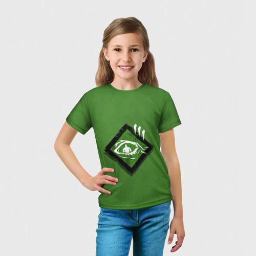 Детская футболка 3D  Фото 03, Dead by Daylight