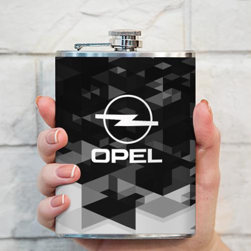 Фляга  Фото 03, Opel sport geometry