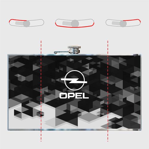 Фляга  Фото 05, Opel sport geometry