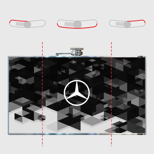 Фляга  Фото 05, Mercedes sport geometry