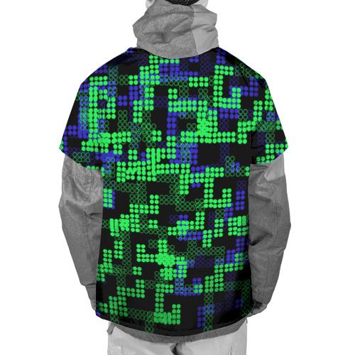 Накидка на куртку 3D  Фото 02, Minecraft