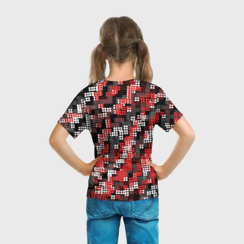 Детская футболка 3D  Фото 04, Майнкрафт
