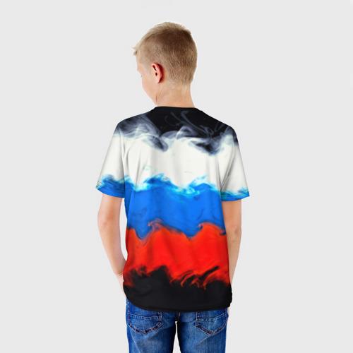 Детская футболка 3D  Фото 02, RUSSIA