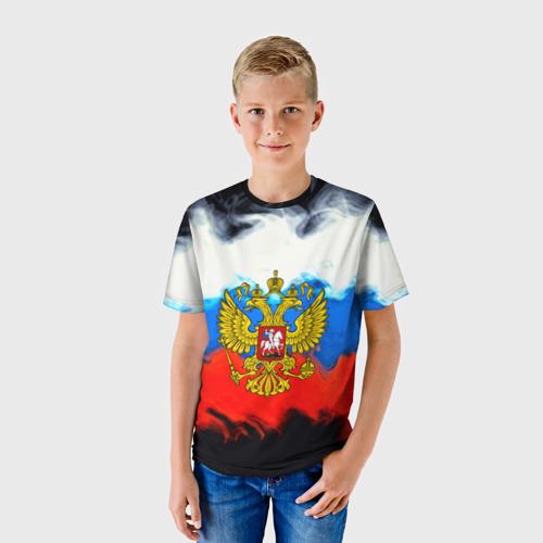 Детская футболка 3D  Фото 01, RUSSIA