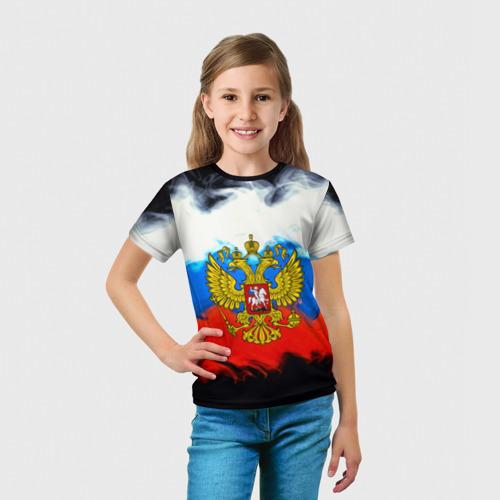 Детская футболка 3D  Фото 03, RUSSIA