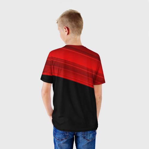 Детская футболка 3D  Фото 02, F.C.M.U SPORT