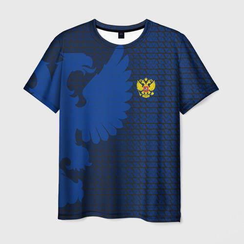 Мужская футболка 3D  Фото 03, RUSSIA SPORT