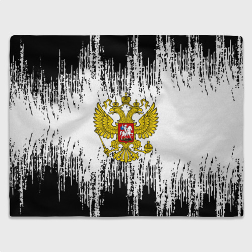 Плед 3D Россия Фото 01