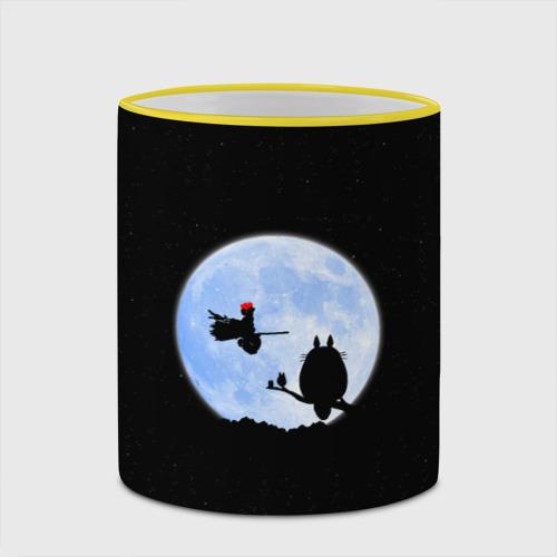 Кружка с полной запечаткой  Фото 03, Totoro and the moon