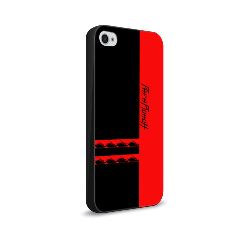 Чехол для Apple iPhone 4/4S soft-touch  Фото 02, Papa Roach