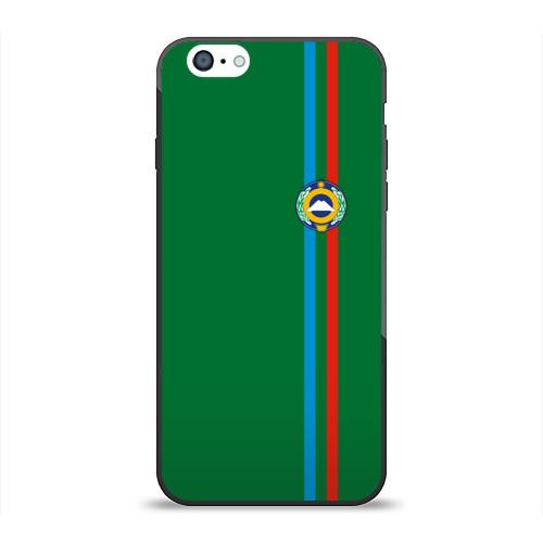 Чехол для Apple iPhone 6 силиконовый глянцевый  Фото 01, Карачаево-Черкесия