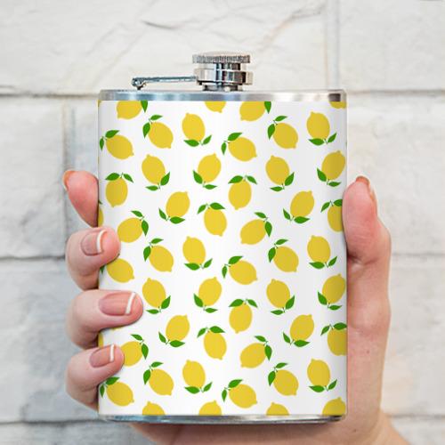 Фляга  Фото 03, Лимоны